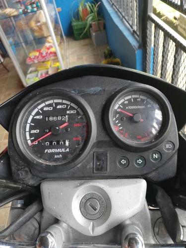 moto fórmula evo 200