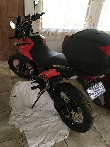 moto formula roja 2 tiempos 2015 xlp-250 san carlos como nue