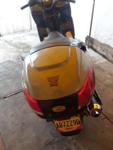moto forza unica 250
