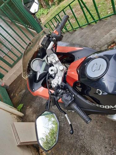 moto freedom al día  / ganga muy barata / con firma directa