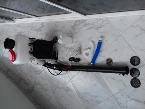 moto fumigadora - atomizador - marca toyama 3hp/14litros