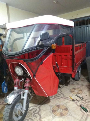 moto furgon carguera