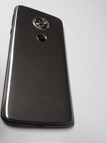 moto g 6 play blank and gold