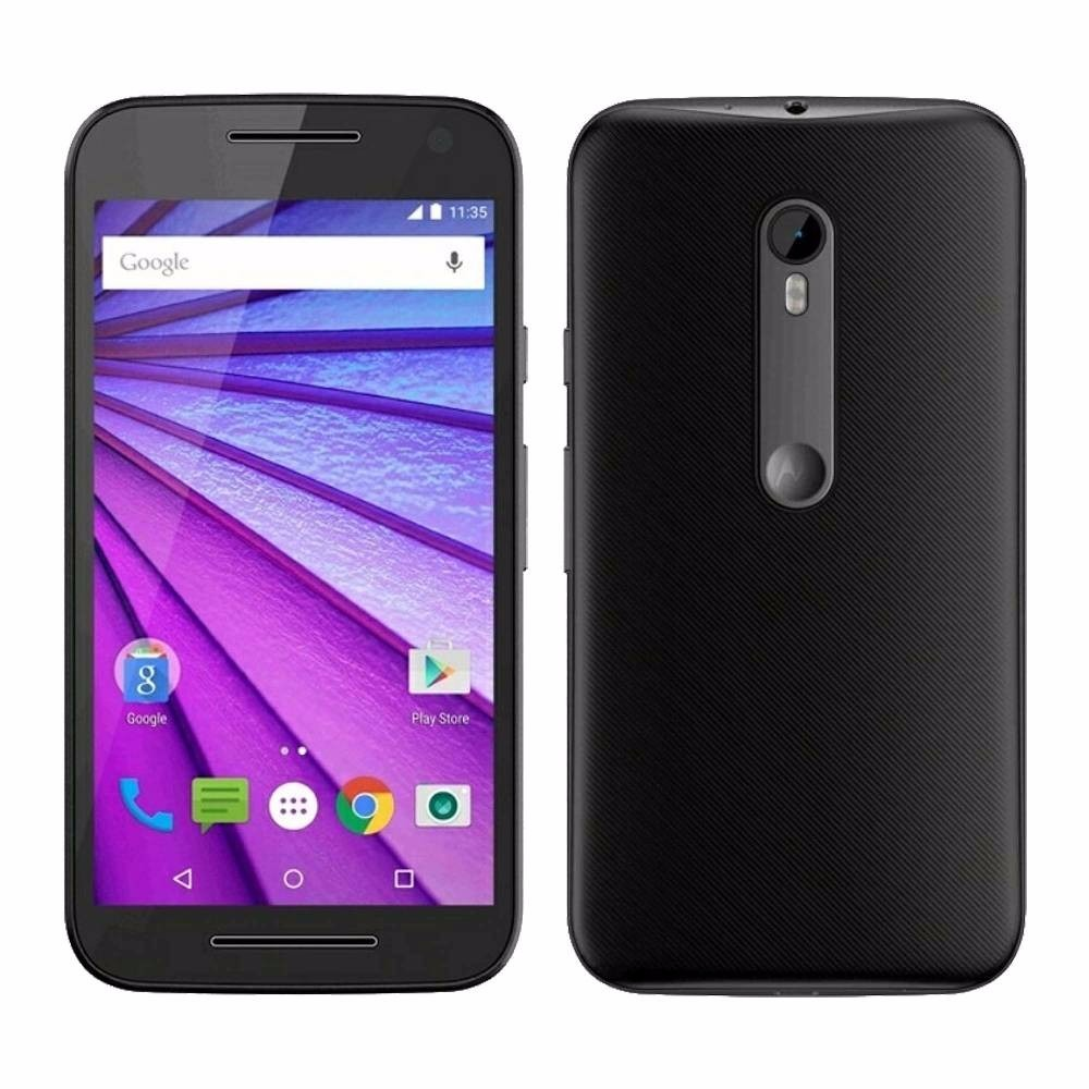 bffe8179cf Moto G3 Gen Xt1543 8gb 5 Hd 13mp Doble Flash 1gb Ram Quad -   4.599 ...