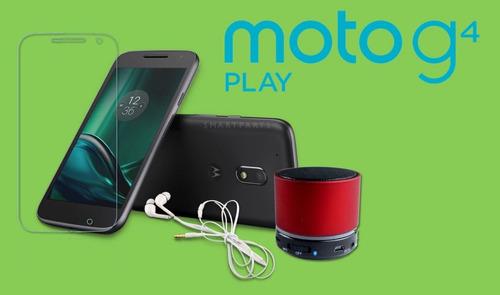 moto g4 play 16gb+2ram nuevo / liberados 8mp + 3 regalos