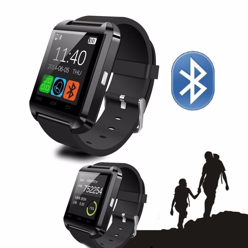 04c160f119d moto g5 smartwatch u8 relógio inteligente bluetooth. Carregando zoom.