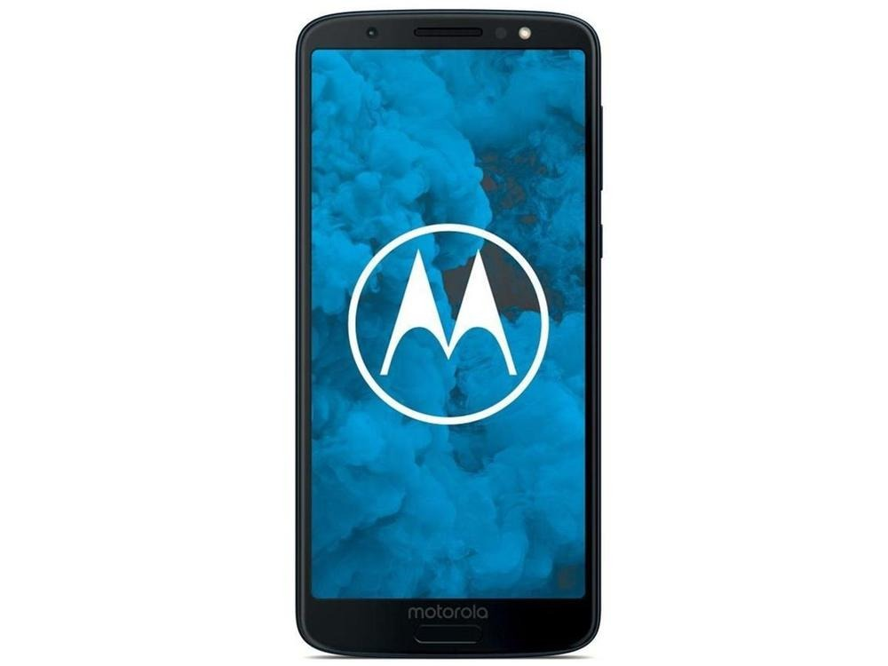 fd991b2983 Moto G6 (blaine) Xt1925-2 Deep Indigo - $ 1.079.900 en Mercado Libre