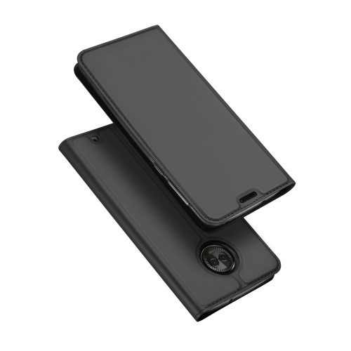 moto g6 plus flip cover dux ducis [ colorcell ]