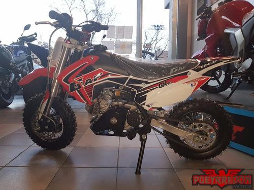 moto gaf gx 50 motocroos niños - consulte planes de financia