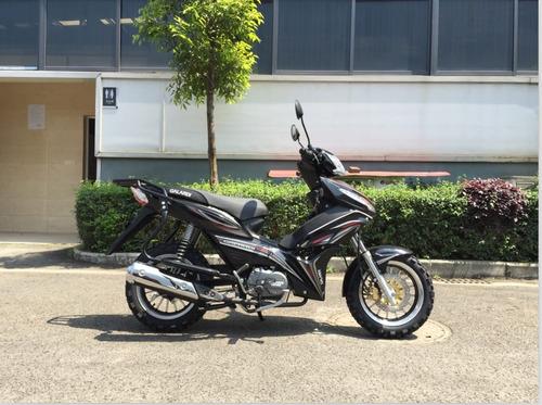 moto galardi 125cv año 2018 125cc tipo caballito color n/r/p