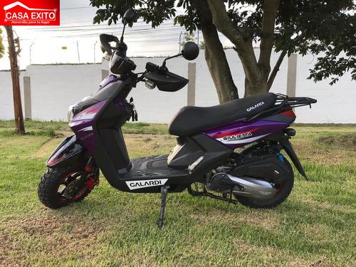 moto galardi gl180bw giulieta año 2019 180cc n/r/p