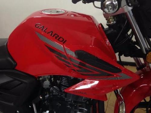 moto galardi gl200gi año 2016
