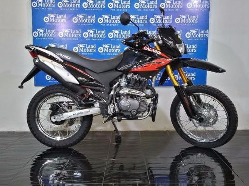 moto galardi gl250br año 2016
