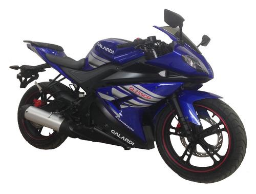 moto galardi gl250gp 250cc año 2017