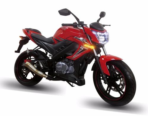 moto galardi gl250to año 2016