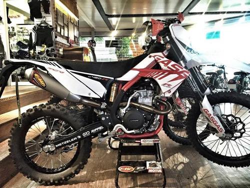 moto gas gas ec 450-r  yamaha competición