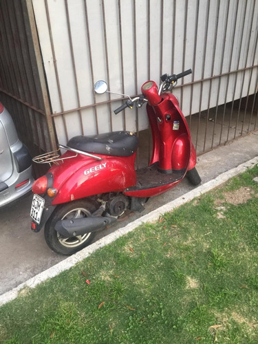 moto geely youngster retro 50