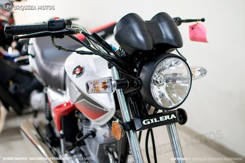 moto gilera 150 naked