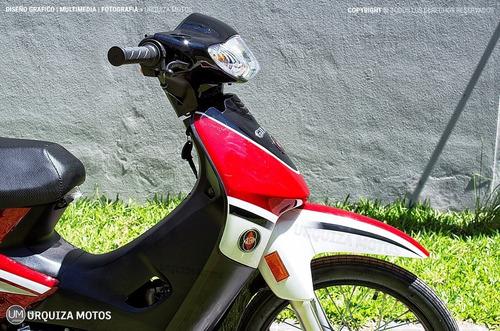 moto gilera cub 110 scooter smash urquiza motos 0km dni
