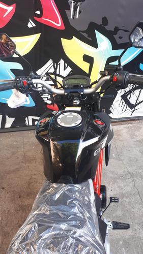 moto gilera gx1 125 r linea 2020. aprovecha hasta el 22/02