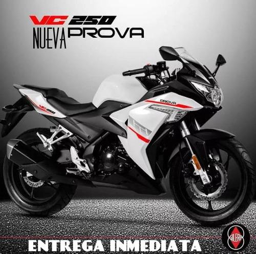 moto gilera prova 250 vc 250 2018 0km
