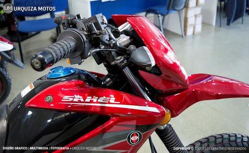 moto gilera sahel 150 cross enduro 0km urquiza motos