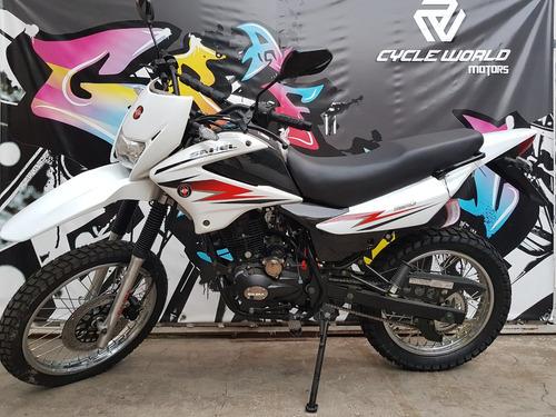 moto gilera sahel smx 150 full 0km 2018 promo al 07/12