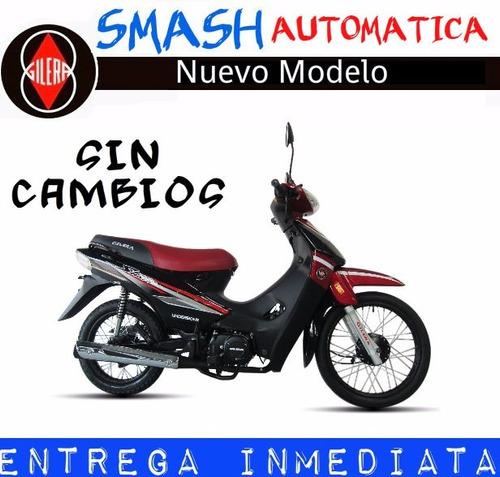 moto gilera smash 110 automatica 0km 2018