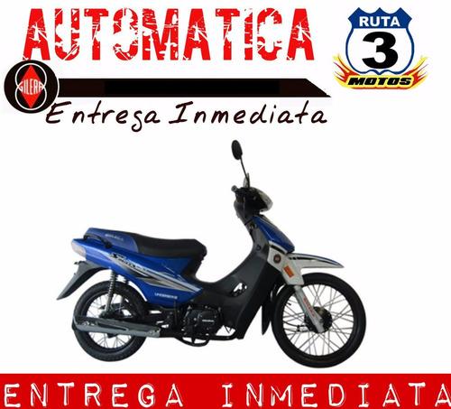 moto gilera smash 110 automatica 0km 2019