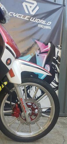 moto gilera smash 110 full underbone 0km 2020 a 19/7