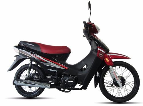 moto gilera smash 110 sin cambios 0km