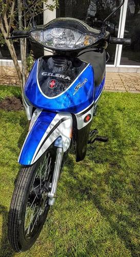 moto gilera smash 110 sin cambios automatica 0km