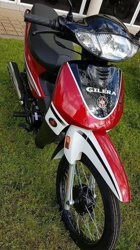 moto gilera smash 110 underbone efectivo $13990 eccomotor