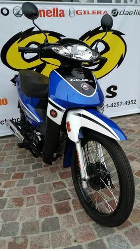 moto gilera smash 110 vs smash 110vs 2018 0km