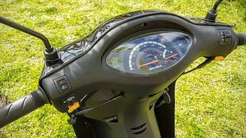 moto gilera smash 110 vs underbone 0km 2020