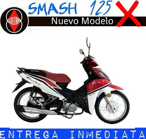 moto gilera smash 125