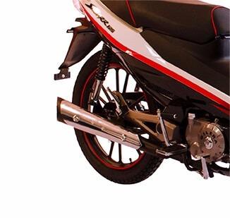 moto gilera smash 125 r r  0km 2017