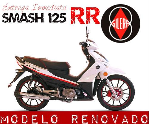moto gilera smash 125 rr 0km 2019 black friday