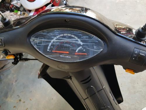 moto gilera smash tuning 110 0k 2018 underbone 0km 7/12