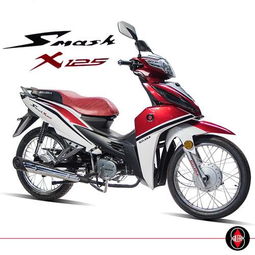 moto gilera smash x 125  0km 2019
