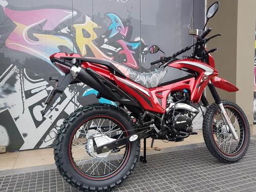 moto gilera smx 200 0km 2018 full nuevo modelo al 19/10