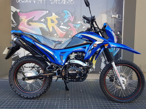 moto gilera smx 200 serie 3 0km 2020 hasta 19/7 cycle world