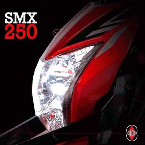 moto gilera smx 250 0km 2018