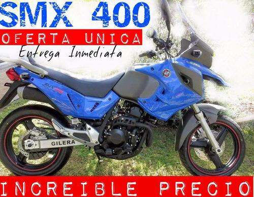 moto gilera smx 400 okm modelo 2018 0km
