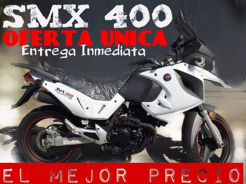 moto gilera smx 400 touring 2018 0km