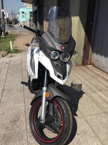 moto gilera smx 400 touring