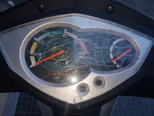 moto gilera tunning 110 r underbone 0km 2020
