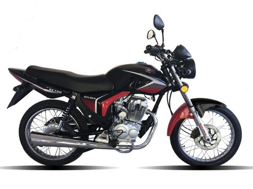moto gilera vc 150 full rayo / disco - eccomotor