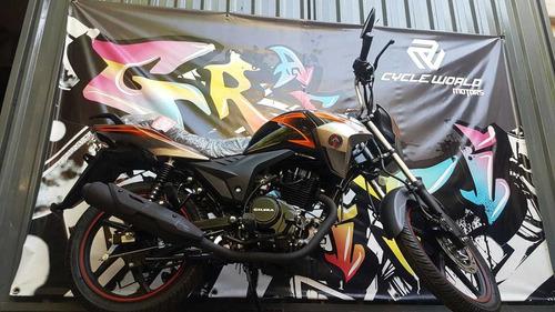 moto gilera vc 150 power 0km 2018 stock ya  hasta el 19/7