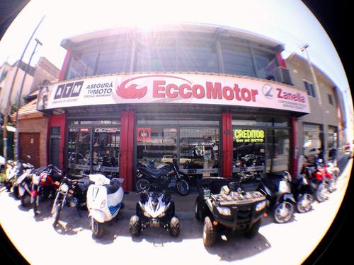 moto gilera vc 150 rayo disco full street - eccomotor